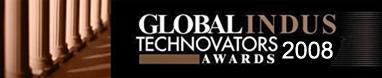 Global Indus Technovator Award