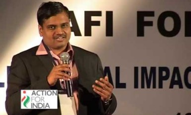 Sameer Sawarkar of Neurosynaptic Communications – YSI Pitch – AFI Forum 2013