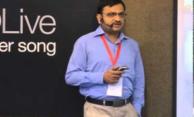 TEDMED Live Talk by Rajeev Kumar
