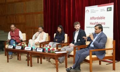 Sameer Sawarkar at Affordable Healthcare Conclave